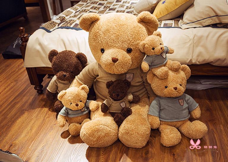 Gấu bông- quà tặng hot dịp Valentine
