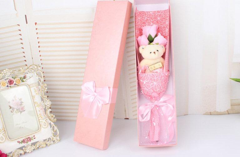 Hoa sáp vĩnh cữu - quà tặng Valentine ý nghĩa