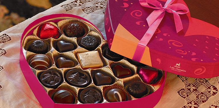 Socola - thể hiện tình yêu ngọt ngào ngày Valentine