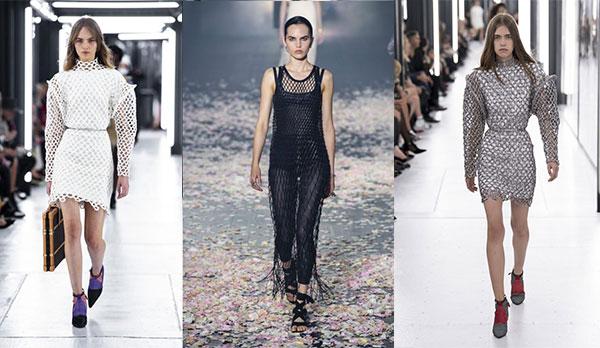 Thời trang phụ kiện lưới