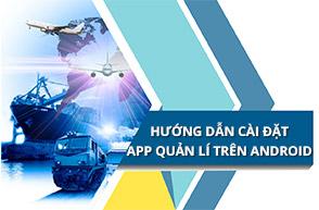 Cài đặt ứng dụng quản lí tài khoản haitau.vn trên điện thoại Android