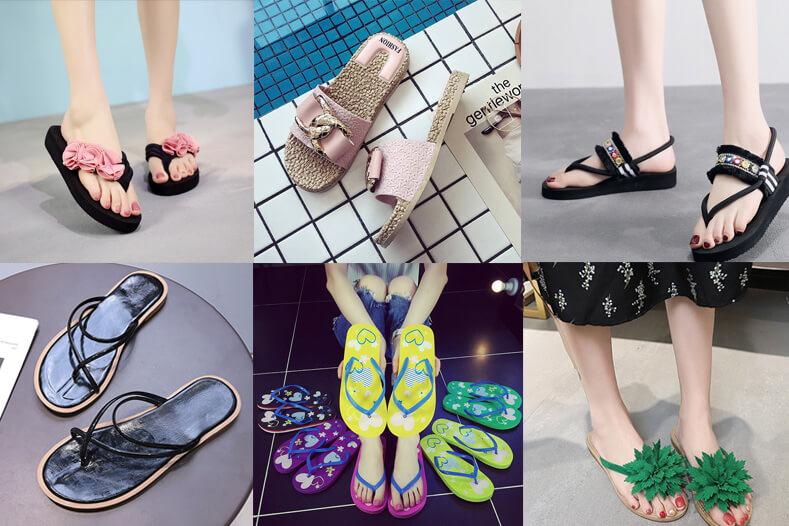 Nguồn sandal nữ Quảng Châu bán cháy hàng 2019 - 03