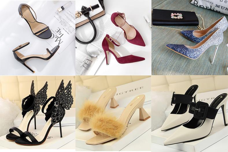 Nguồn sandal nữ Quảng Châu bán cháy hàng 2019 - 01
