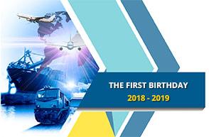 The First Birthday - Đại tiệc sinh nhật Hải Tàu Logistics tròn 1 tuổi