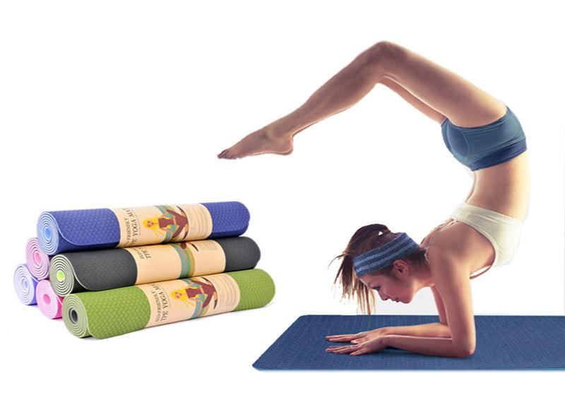 Nguồn nhập sỉ thảm tập Yoga