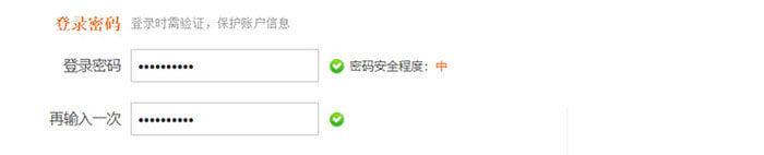Cách tạo tài khoản Alipay - điền mật khẩu