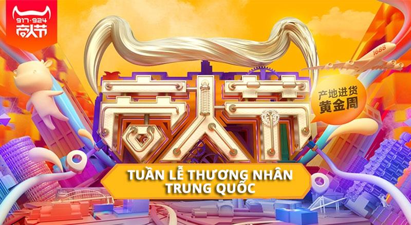 Giảm giá cực sâu tuần lễ vàng Thương Nhân Trung Quốc