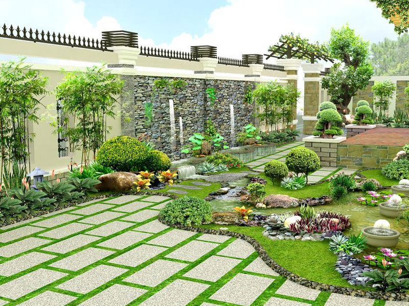 Kinh doanh nguồn hàng thảm cỏ nhân tạo ngoài trời