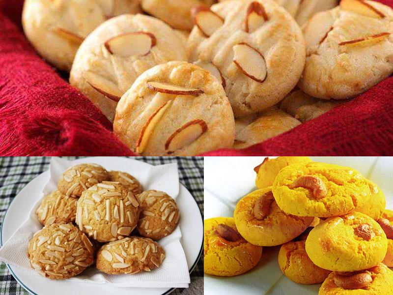 Các loại bánh kẹo Trung Quốc ngon 1
