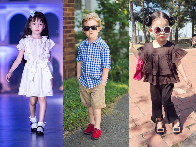 Bảng size giày trẻ em