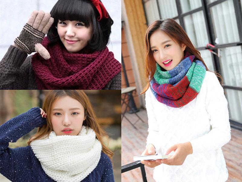 Kiểu khăn ống Quảng Châu
