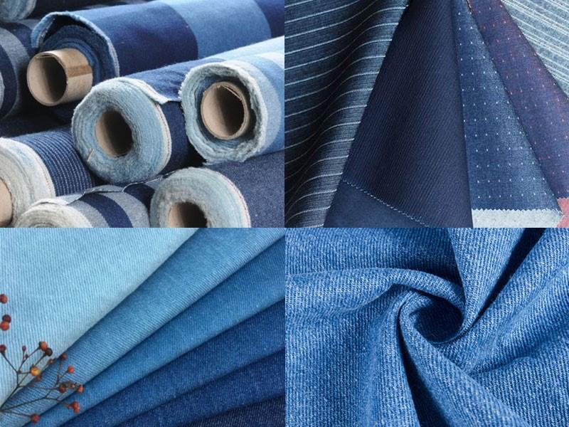 Mẫu vải Jeans có độ bền cao