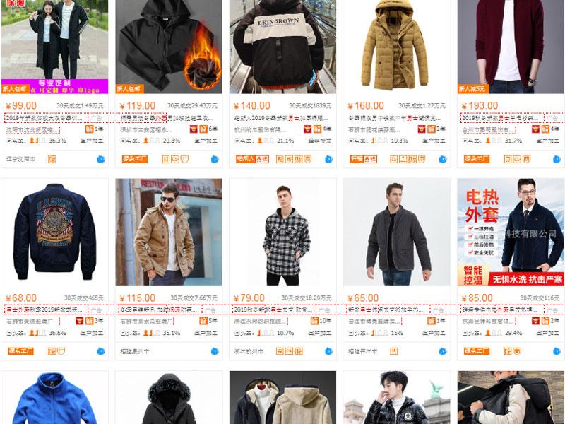 Nguồn hàng áo giữ ấm cho nam đẹp