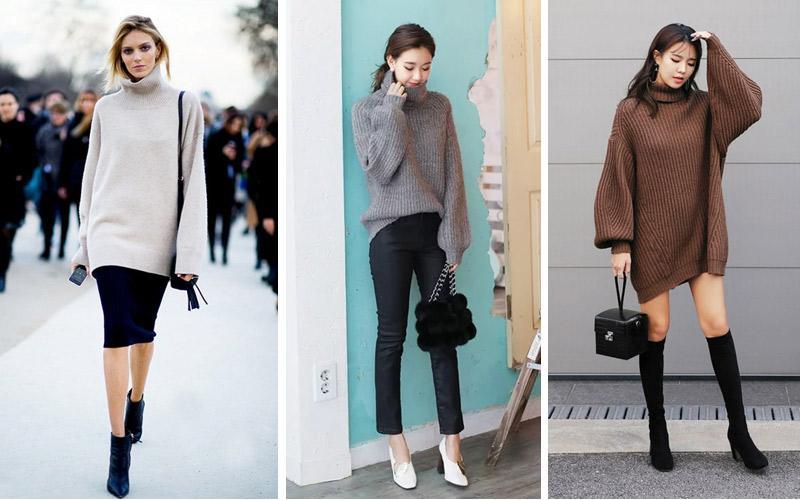 Áo len có khả năng giữ ấm cơ thể rất tốt