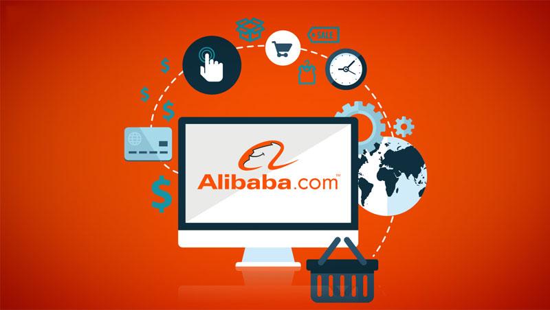 Website TMĐT Trung Quốc nổi tiếng Alibaba