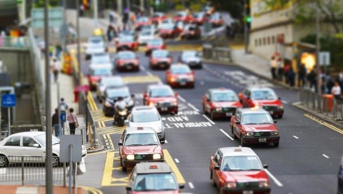 Phương tiện di chuyển khi đi du lịch Quảng Châu - taxi