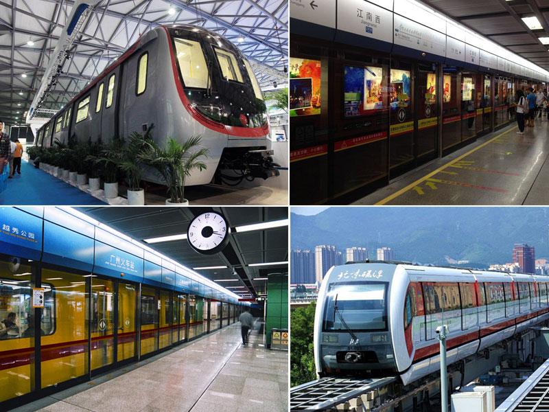 Hướng dẫn di chuyển bằng tàu điện ngầm khám phá Quảng Châu