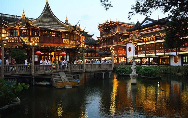 Vườn Dự Viên Thượng Hải