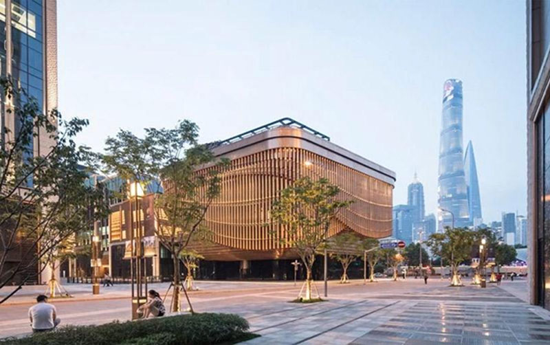 Nhà hát Trung Tâm Thượng Hải