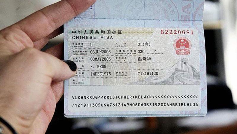 Kinh nghiệm du lịch Trung Quốc - xin visa