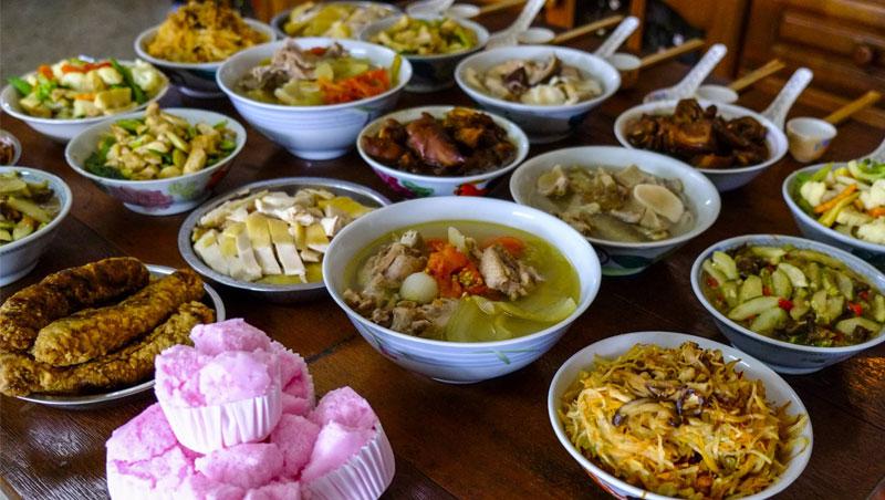 Du lịch Trung Quốc giá rẻ - chọn đồ ăn