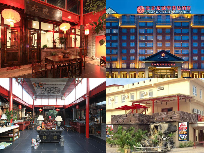 Kinh nghiệm lựa chọn khách sạn khi đi du lịch Vạn Lý Trường Thành tự túc
