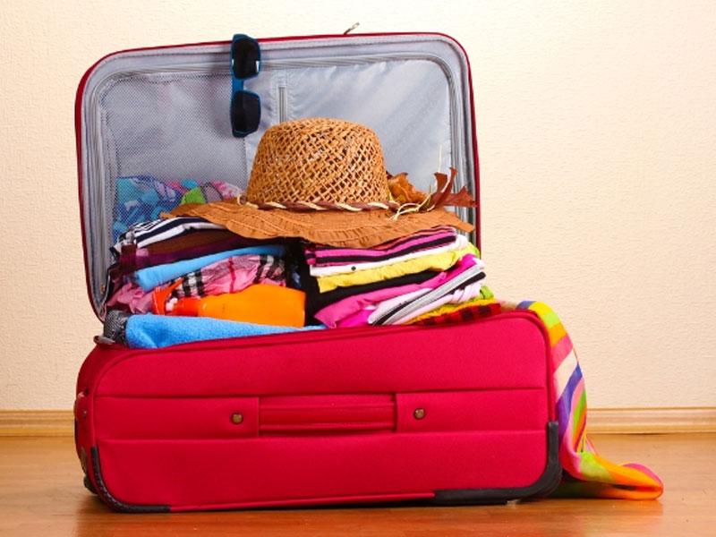 Kinh nghiệm đi du lịch Vạn Lý Trường Thành - hành lý