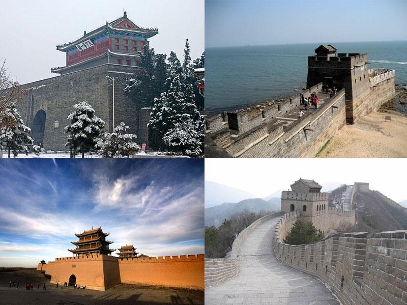 Địa điểm tham quan khi đi du lịch Vạn lý trường thành