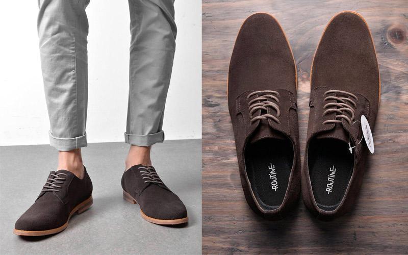 Giày bụi nam đẹp Derly
