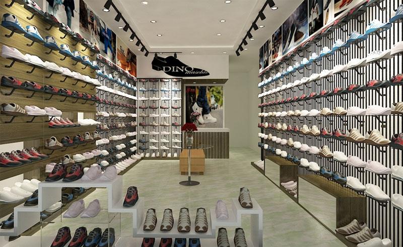 Lựa chọn hình thức kinh doanh giày dép thời trang
