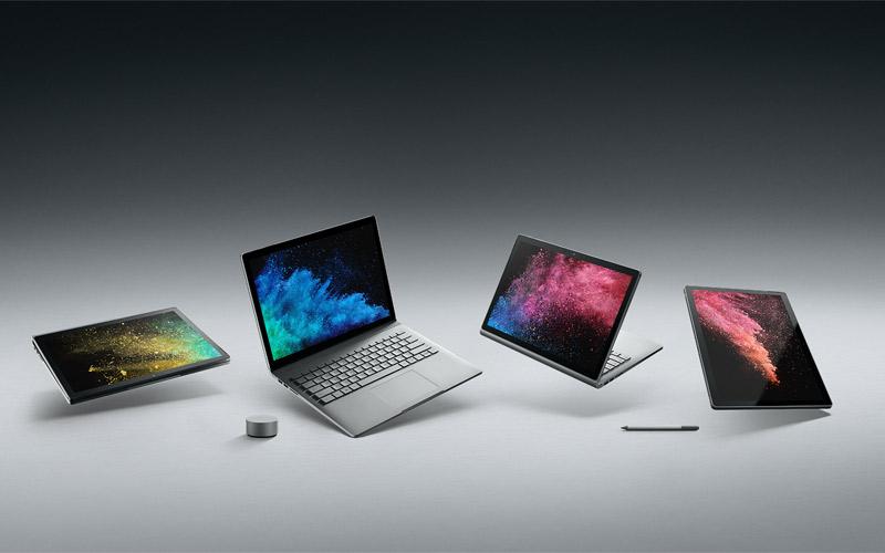 Microsoft Surface cho ra đời nhiều phân khúc khác nhau
