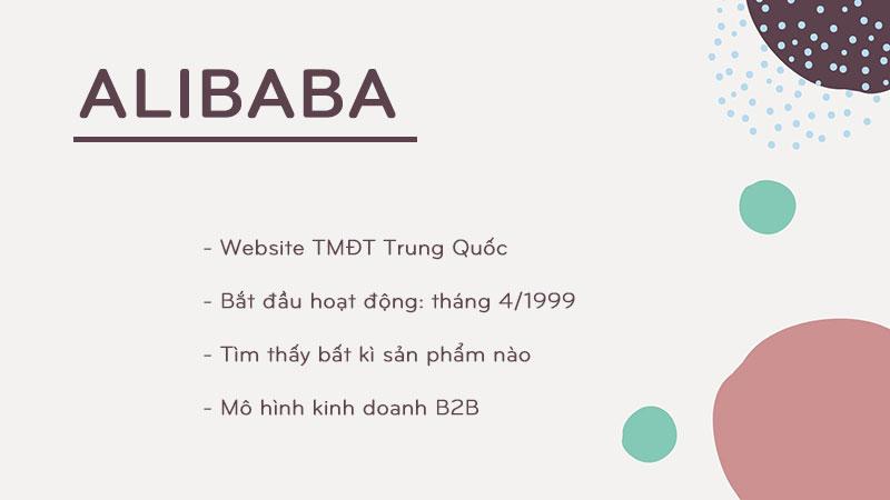 Nhập hàng Alibaba.com