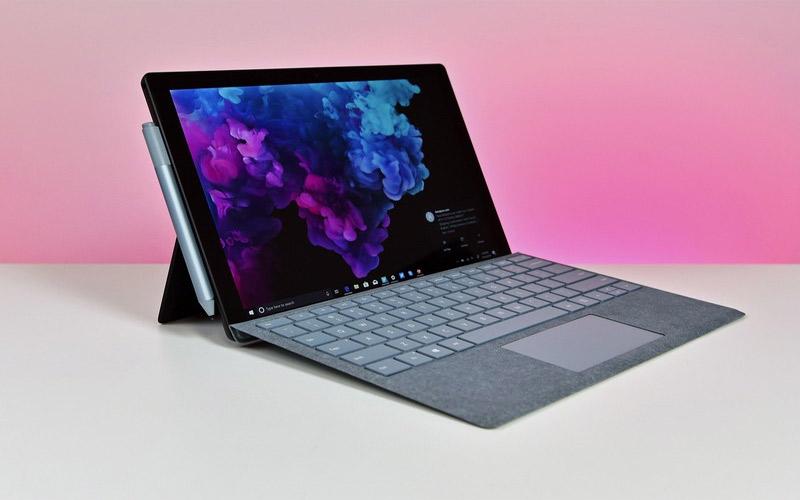 Surface Pro 6 ra đời vào cuối năm 2018