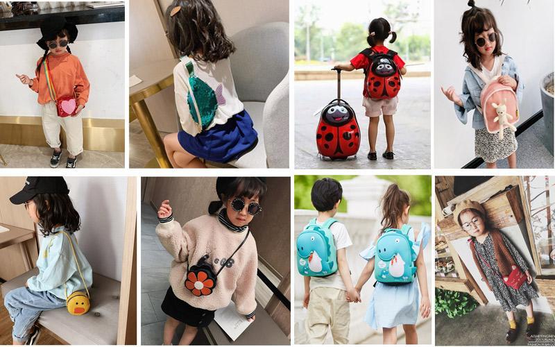 Túi xách trẻ em đẹp