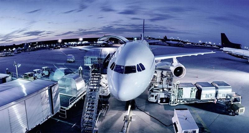 Vận chuyển hàng Trung Việt bằng đường hàng không