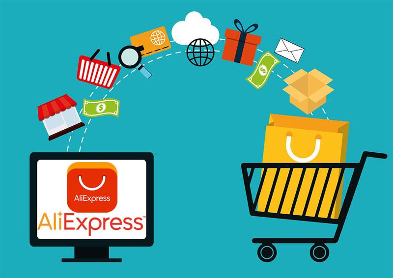 Website TMĐT Aliexpress Việt Nam