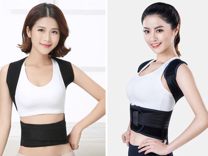 Những ưu điểm của dây đai giúp chống gù lưng nhập từ Trung Quốc