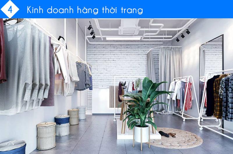 Kinh doanh hàng thời trang 2020