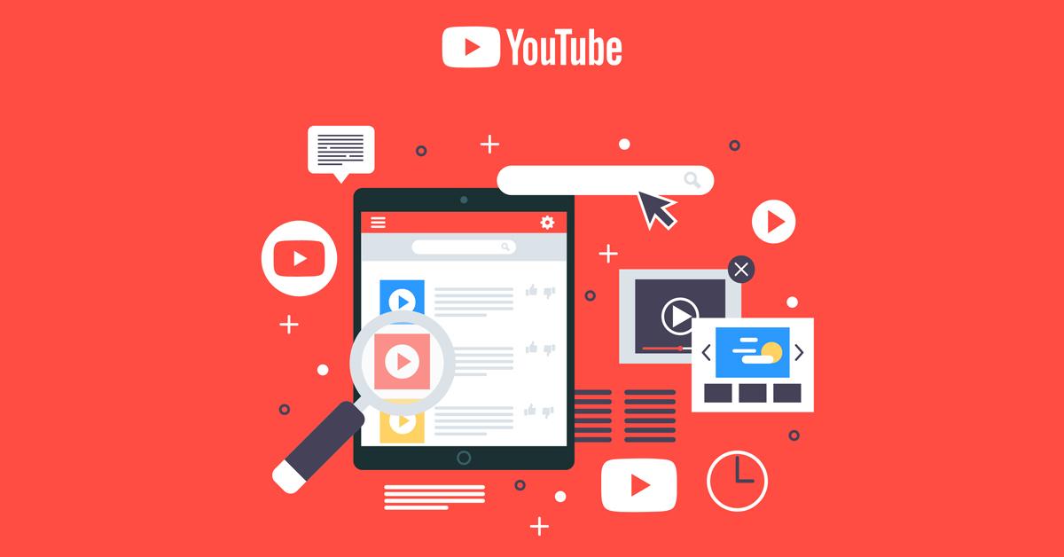 Kênh quảng cáo youtube