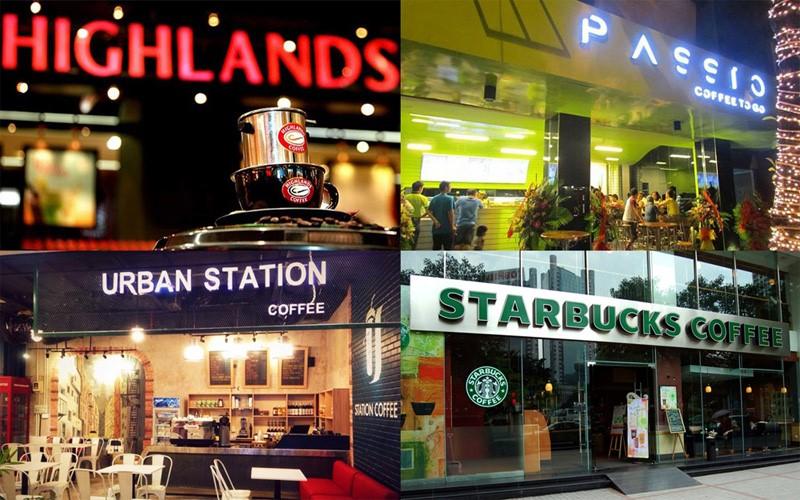 Kinh doanh nhượng quyền thương hiệu quán cafe