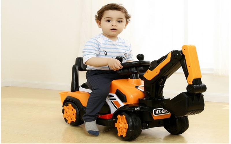 Xe đồ chơi đa dạng mẫu mã cho trẻ