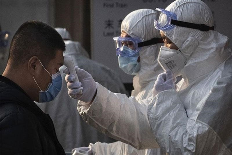 Ca nhiễm virus Corona tăng lên trong tình trạng nguy kịch