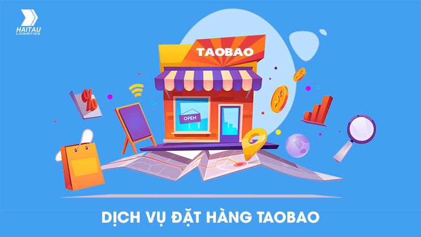 Ra đời dịch vụ đặt hàng Taobao